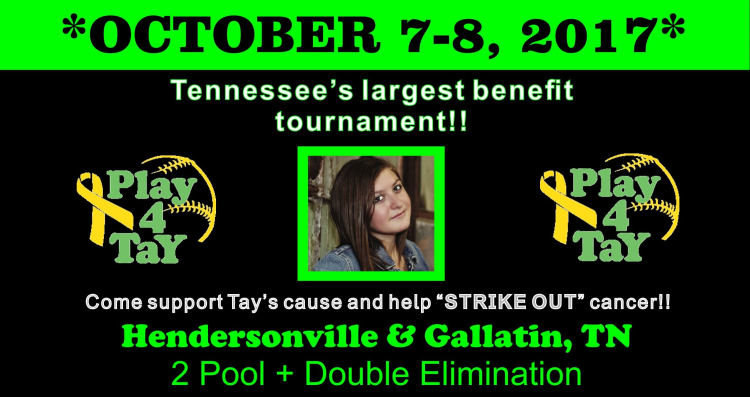 Live4Tay Website And The Link Is Live4tayorg Online Store Donate 8th Annual Play 4 Tay Benefit Softball Tournament Registration P88184896