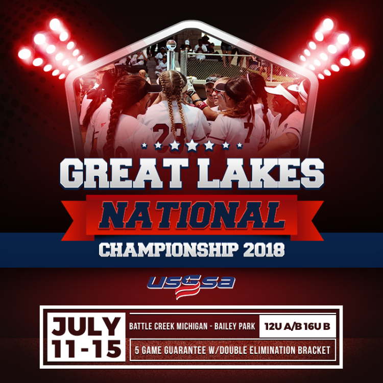 USSSA | Event: USSSA Great Lakes National Championship 12A/B 16B